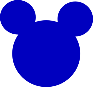 Mickey Mouse2 Clip Art