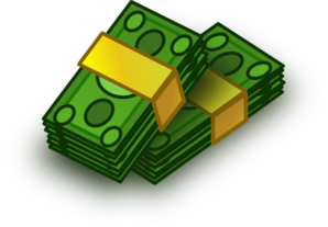 Stacks Of Money Clip Art