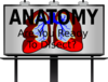 Anatomy Sign Clip Art