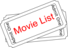 List Ticket Button Clip Art
