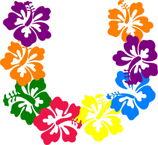 hibiscus flowers clip art at clker com vector clip art online rh clker com hibiscus flower pictures clipart hibiscus flower pictures clipart