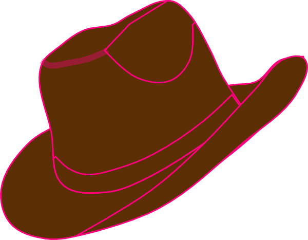Cowgirl Hat And Boot Clip Art at Clker.com - vector clip art ...