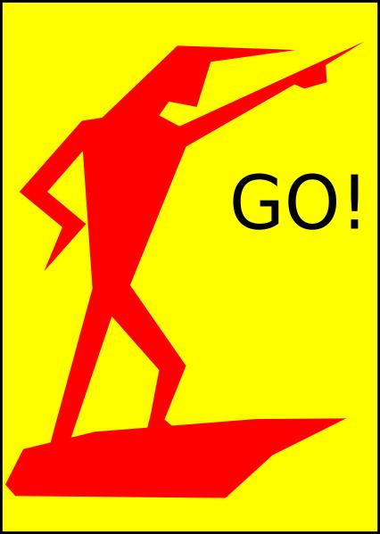 Go! Clip Art At Clker.com