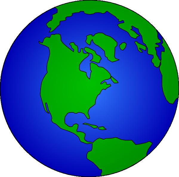 earth pale continents clip art at clker com vector clip art online rh clker com Map of Continents Map of Continents