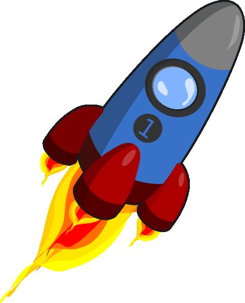 space rocket clip art - photo #11