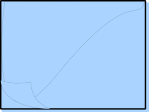 4 Post It Sticky Note Clip Art