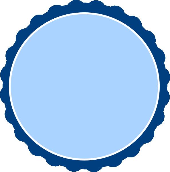 blue circle clip art - photo #28