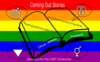 Coming Out Stories Clip Art