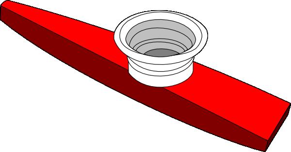 Kazoo Clip Art At Clker Com Vector Clip Art Online