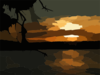 Sunset Picture Clip Art