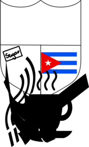 Coat Of Arms Cuba Clip Art