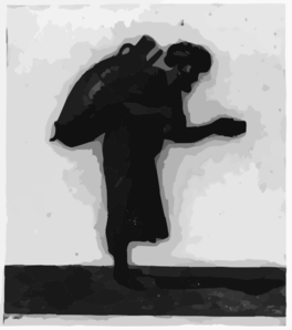 [water Carrier] Clip Art