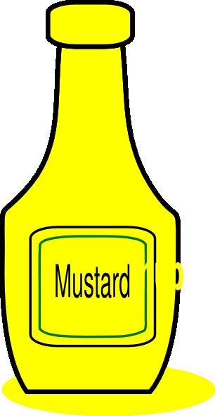 Mustard Clip Art at Clker.com - vector clip art online ...