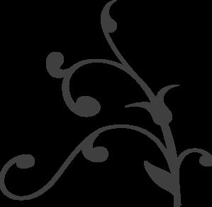 dark grey vine clip art at clker com vector clip art online rh clker com victor vines md victor vines architecture