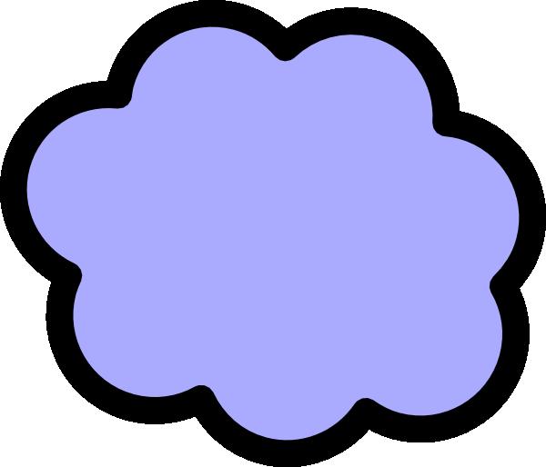 light blue cloud clip art at clker com vector clip art online rh clker com clipart cloud clip art cloud images