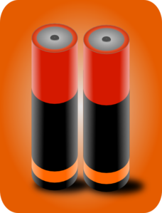 Battery Cells Clip Art