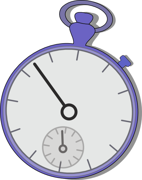 Pocket Watch Clip Art at Clker.com - vector clip art ...