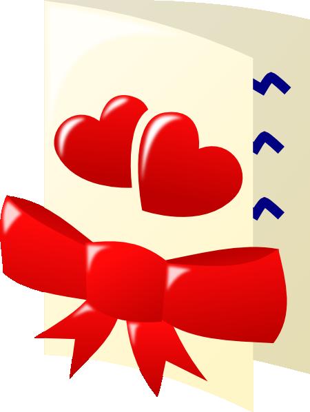 Valentine S Card Clip Art at Clker.com - vector clip art ...