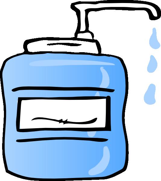 Hand Soap Pump Clip Art at Clker.com - vector clip art online, royalty ...