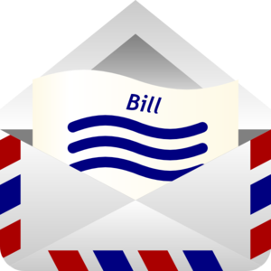 Bill 2 Clip Art at Clker.com - vector clip art online, royalty free ...