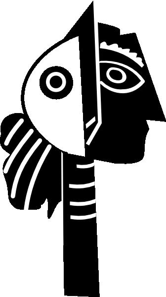 Picasso Sculpture Clip Art at Clker.com - vector clip art ...