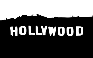 Hollywood Sign Clip Art