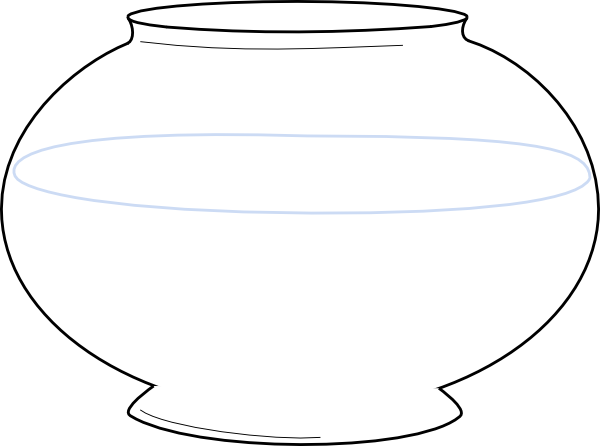 Persnickety image pertaining to fish bowl template printable free