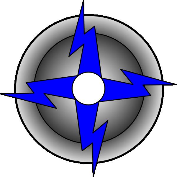 Black Lightning Bolt 11 Clip Art at Clker.com - vector clip art online ...