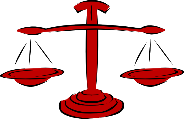 red legal scales clip art at clker com vector clip art online rh clker com legal clipart free legal clipart free