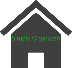 Simply Organized Clip Art