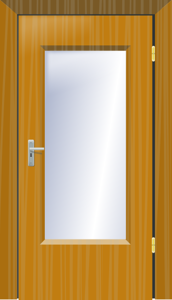 Office Door Clip Art 342 x 595 · 52 kB · png