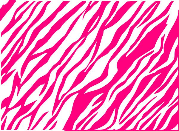 Pink zebra background for twitter - photo#45