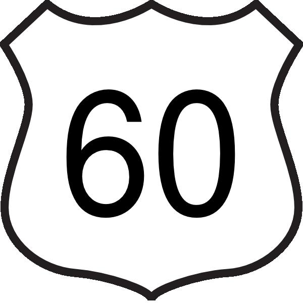 highway 60 clip art at clker com