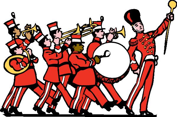 Marching Band Clip Art at Clker.com - vector clip art ...