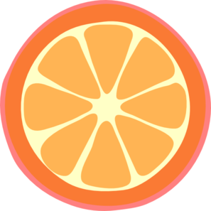 Newest Tangerine Clip Art