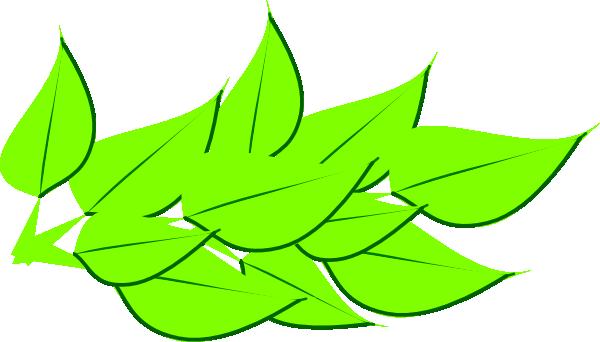 Spring Leaves Clip Art at Clker.com - vector clip art ...