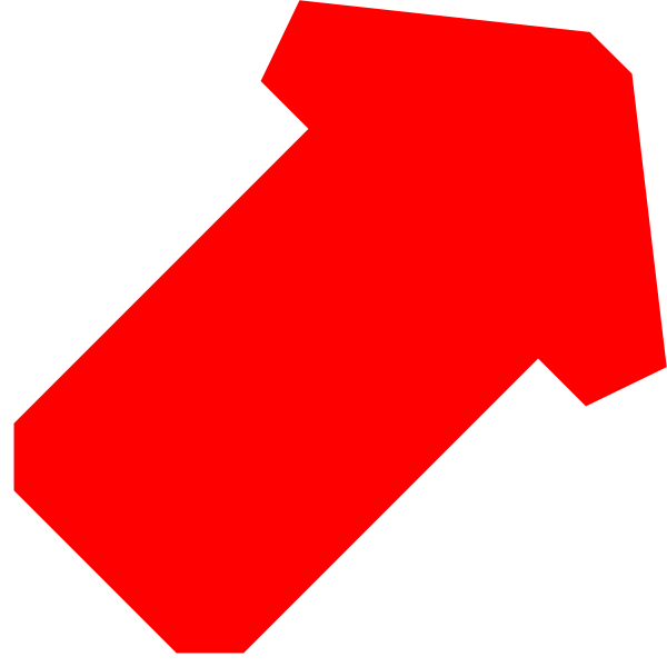 clipart red arrow - photo #32