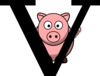 5th Pig Clip Art