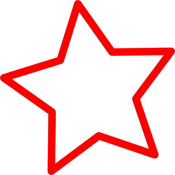star clip art at clker com vector clip art online royalty free rh clker com
