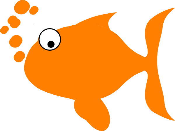 fish clipart drawing - photo #9