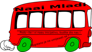 Red Bus Clip Art