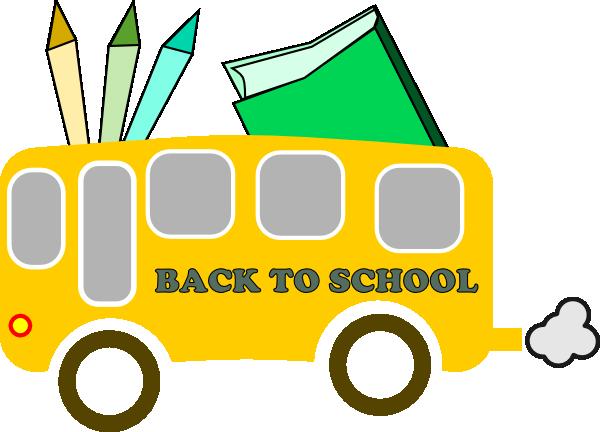 free clipart school bus - photo #41