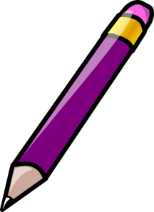Pencil Clip Art