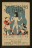 Wpa Federal Theatre Presents  The Emperor S New Clothes  By Charlotte Chorpenning Clip Art