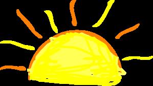 Sunrise Clip Art at Clker.com - vector clip art online