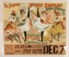 The Famous Rentz Santley Novelty And Burlesque Co. First Time In America : The Sensational Scene, Gay Life In Paris, Introducing Jardine Mabile Dance Clip Art