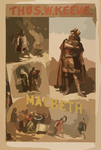 Thos. W. Keene. Macbeth Clip Art at Clker.com - vector ...