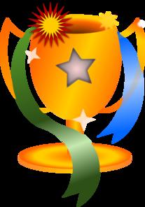 Clip Art Clip Art Trophy trophy clip art at clker com vector online royalty art
