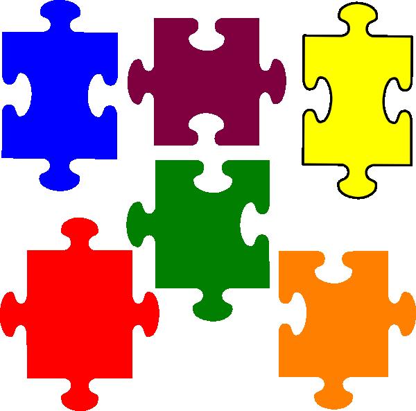 jigsaw puzzle clip art at clker com vector clip art online rh clker com jigsaw puzzle clipart black and white jigsaw puzzle clipart powerpoint