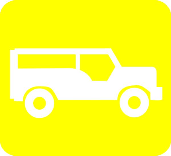 yellow truck clipart - photo #7